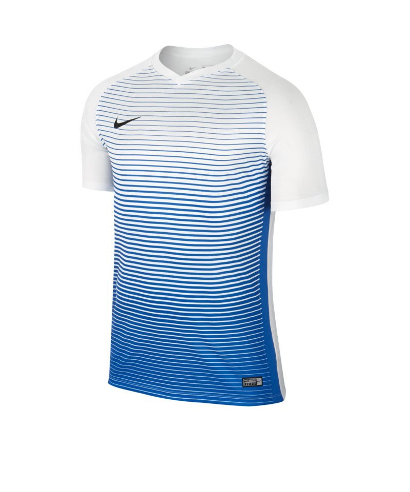 shoes for cheap free delivery factory authentic Nike Precision IV Trikot kurzarm Weiss F101