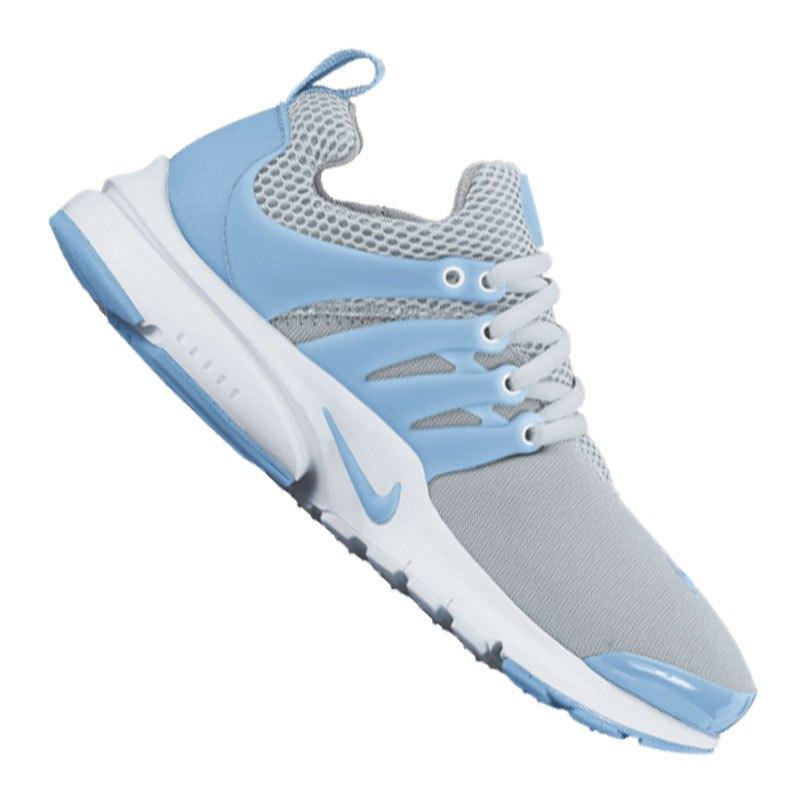 Nike Presto Grau Blau