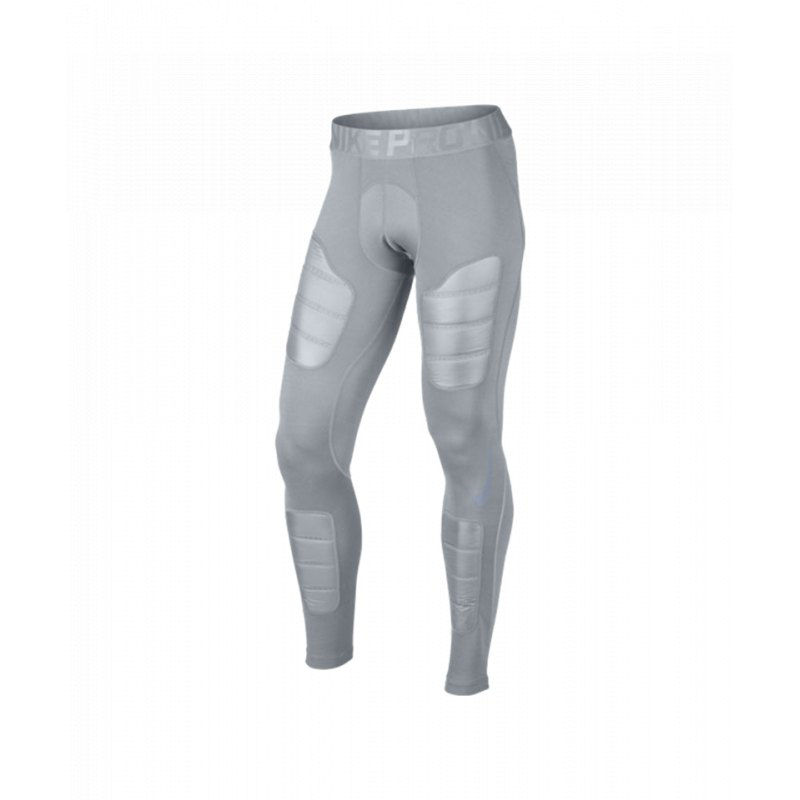 Nike Pro AeroLoft Tight Hose lang Grau F012 - grau