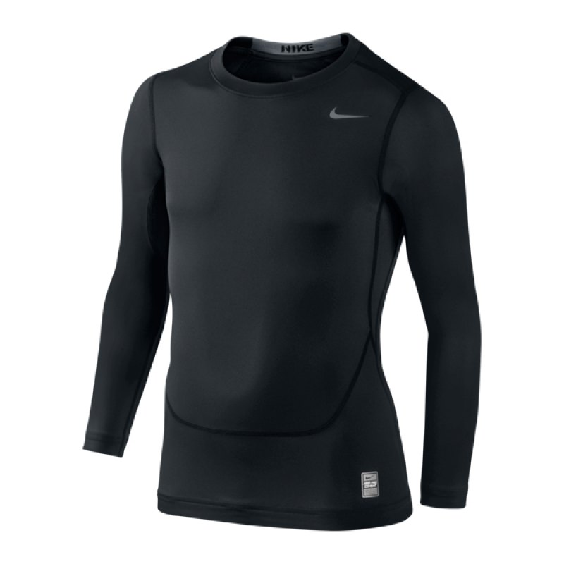 Nike Pro Core Longsleeve Shirt Tight Kids F010