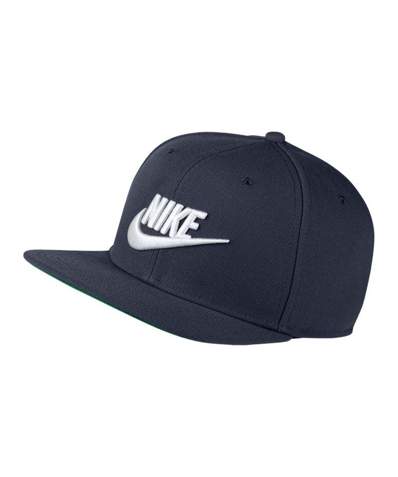 Nike Pro Futura Snapback Cap Blau F451