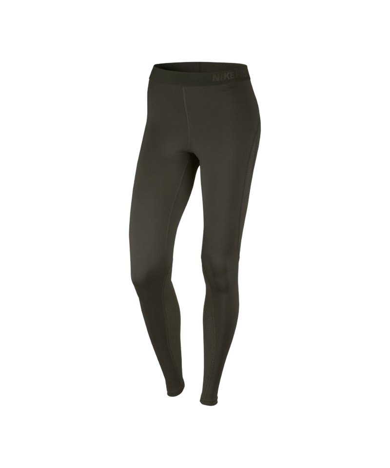 Nike Pro Hypercool Tight Damen Grün F355