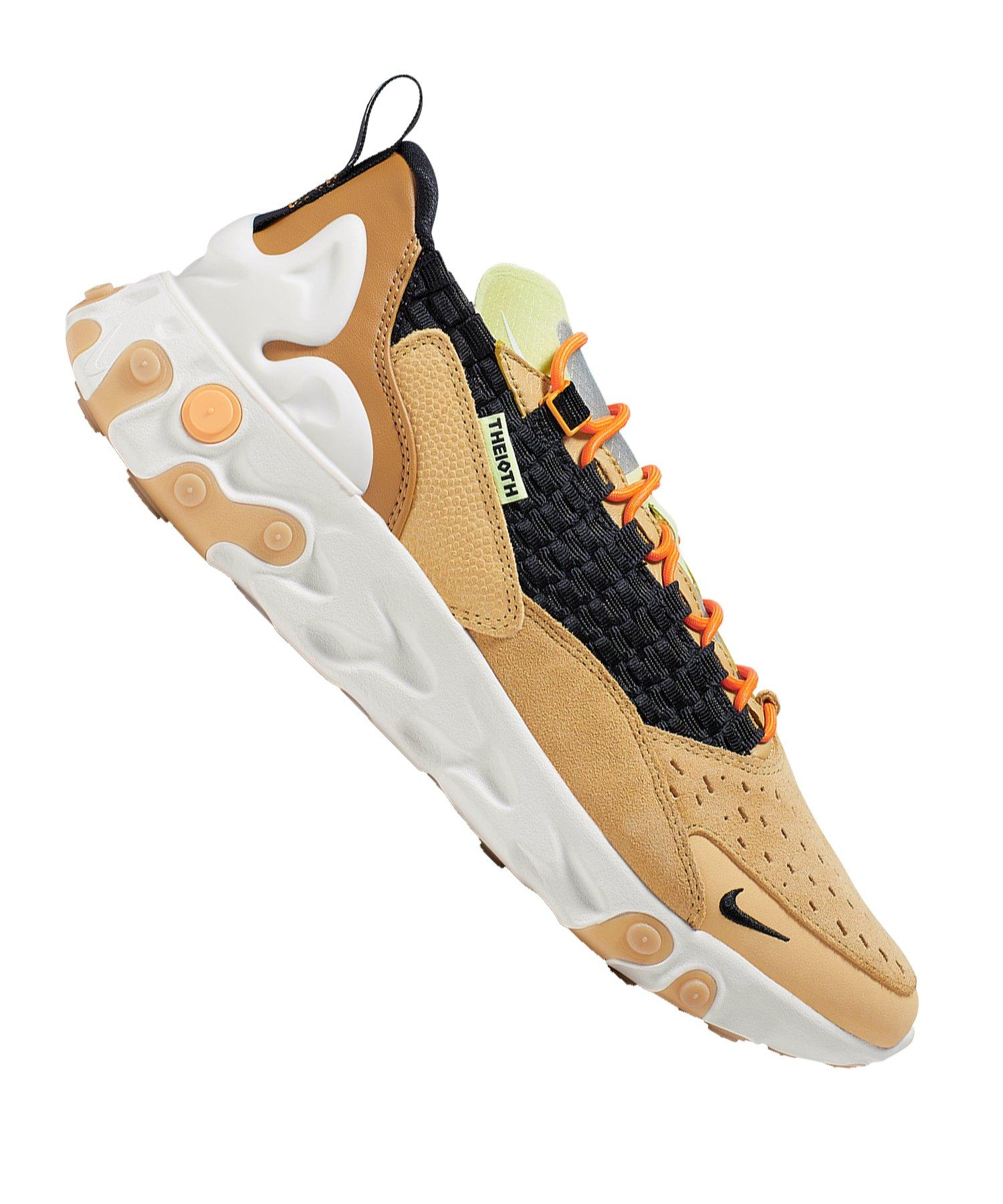 React Sertu Sneaker Nike Gelb F700 FcJl3KT1