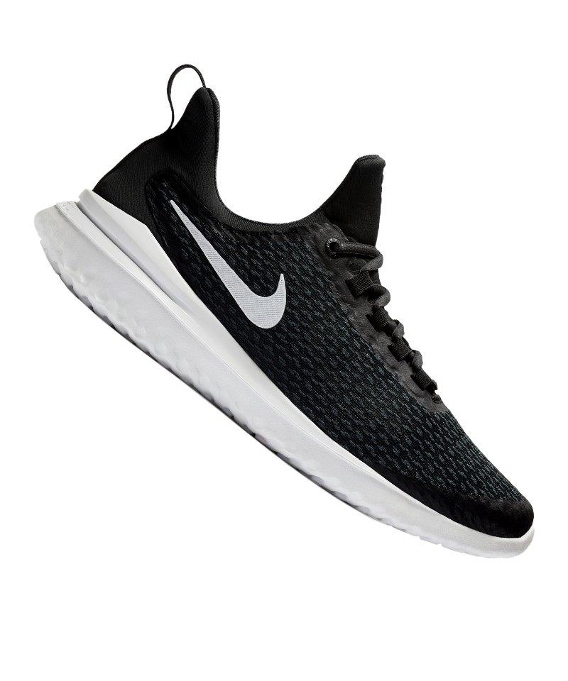 Nike Renew Rival Running Schwarz Weiss F001 | Laufen | Joggen ...