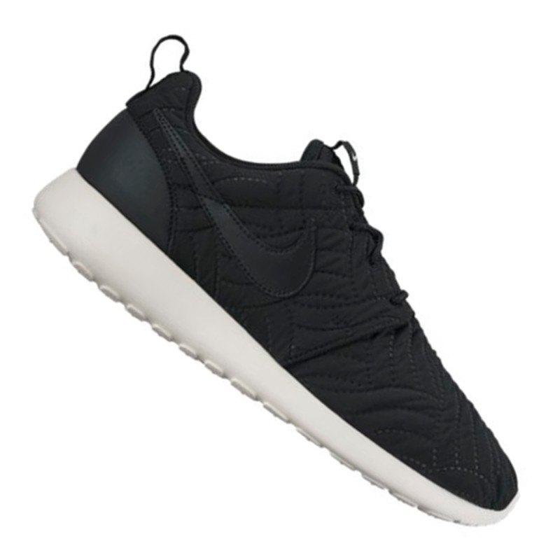 Roshe Sneaker Premium One Schwarz F004 Nike Damen rCBoedx
