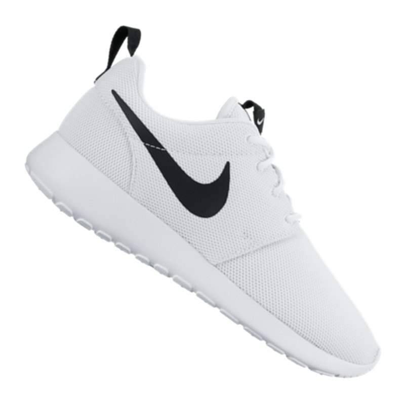 nike roshe run one sneaker damen weiss f101 schuh shoe. Black Bedroom Furniture Sets. Home Design Ideas