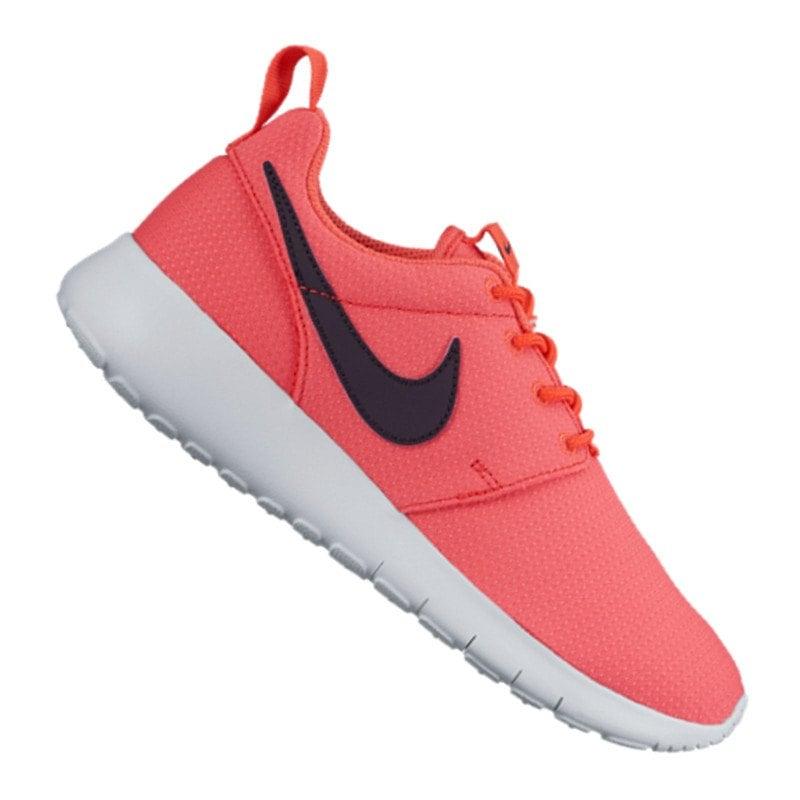 204509c1b352 Nike Roshe One Sneaker Kids Pink Schwarz F801   Schuh   Shoe ...