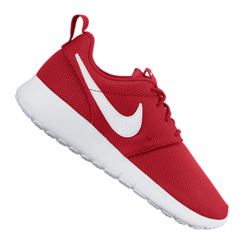 nike roshe one sneaker kids rot weiss f605 schuh shoe. Black Bedroom Furniture Sets. Home Design Ideas