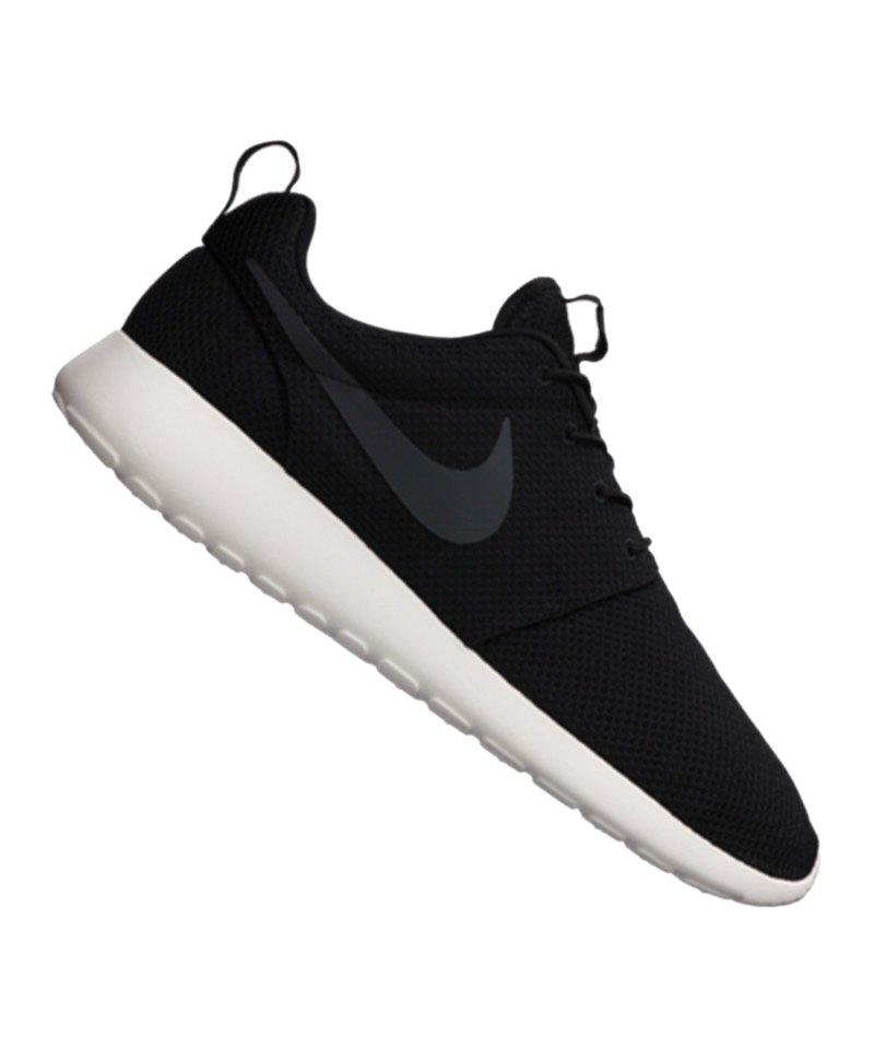 Nike Roshe Run Grau Silber