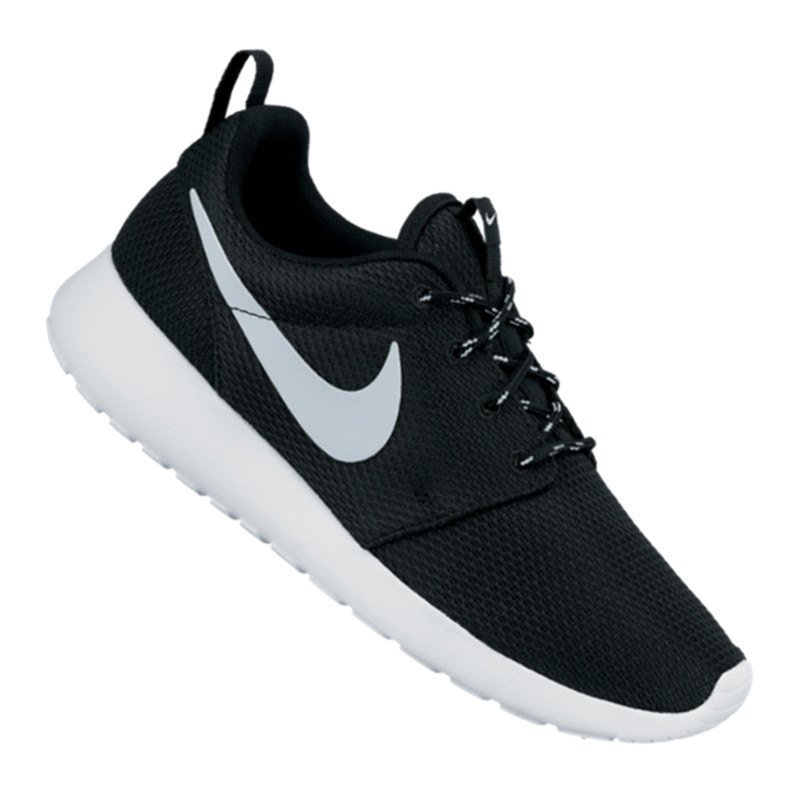 nike roshe run sneaker wmns schwarz f094 lifestyle. Black Bedroom Furniture Sets. Home Design Ideas