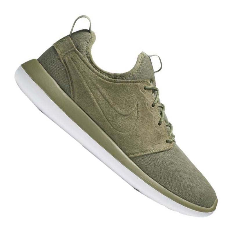Nike Damen Roshe Two BR Schwarz Textil Sneaker 40