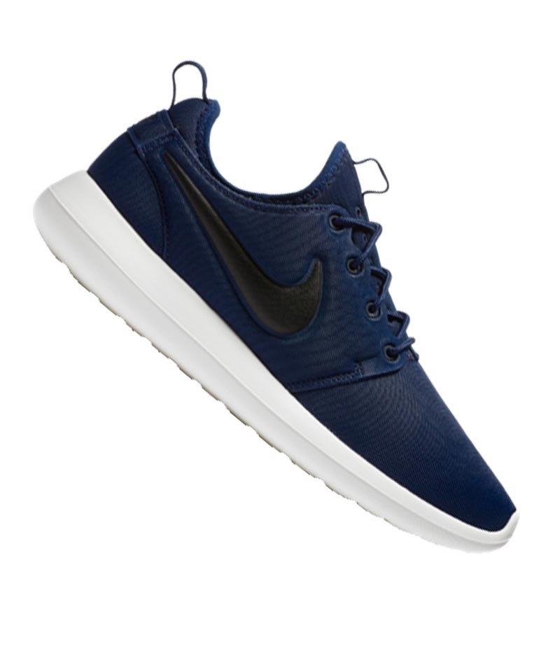 info for 066a2 3469d Nike Roshe Two Sneaker Blau F400 - blau