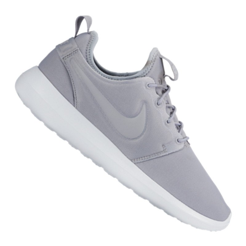 nike roshe two sneaker damen grau weiss f001 schuh. Black Bedroom Furniture Sets. Home Design Ideas