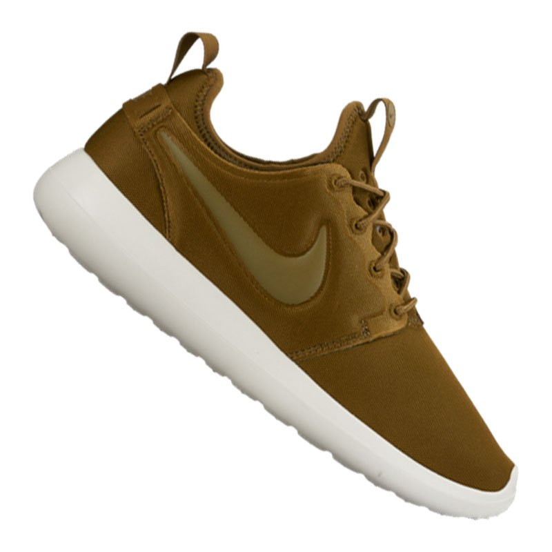 nike roshe two sneaker damen khaki f300 schuh shoe. Black Bedroom Furniture Sets. Home Design Ideas