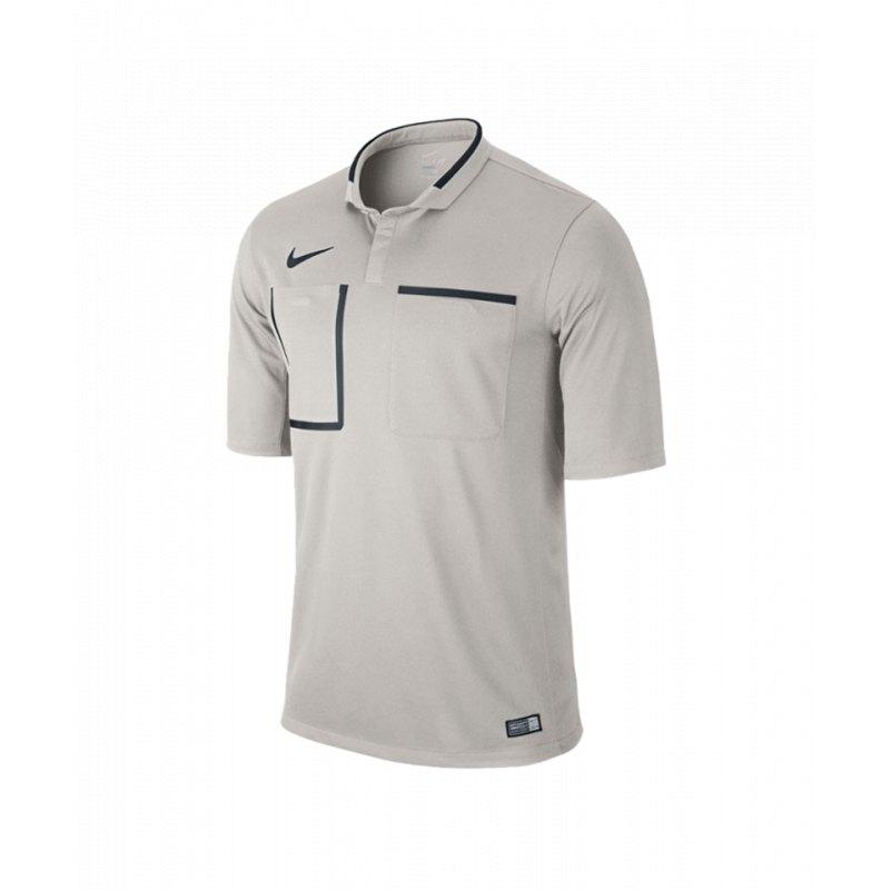 factory price 6bc5e 6a031 Nike Schiedsrichter Trikot kurzarm Grau F067