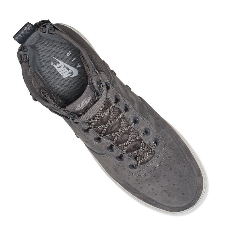 best service 97383 a23a3 Nike SF Air Force 1 Mid Sneaker Grau F007 | Freizeit | Lifestyle ...