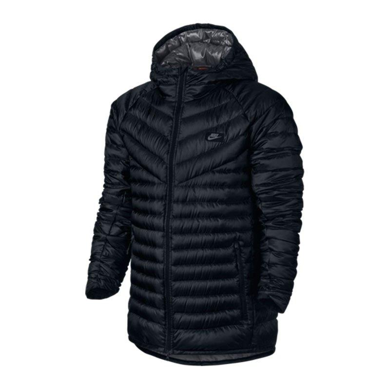 nike sportswear jacket winterjacke schwarz f010 jacke. Black Bedroom Furniture Sets. Home Design Ideas