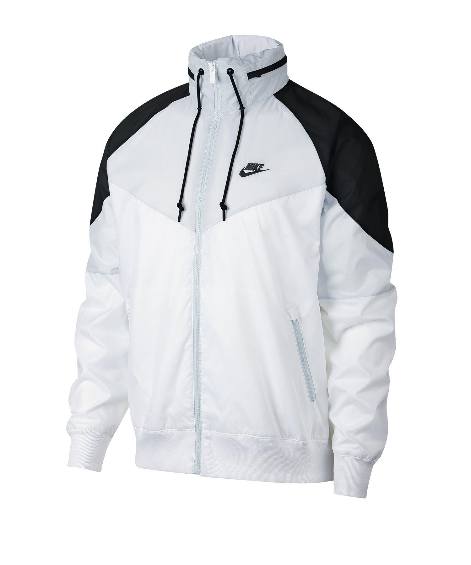 Nike Sportswear Windrunner Jacke Weiss F100