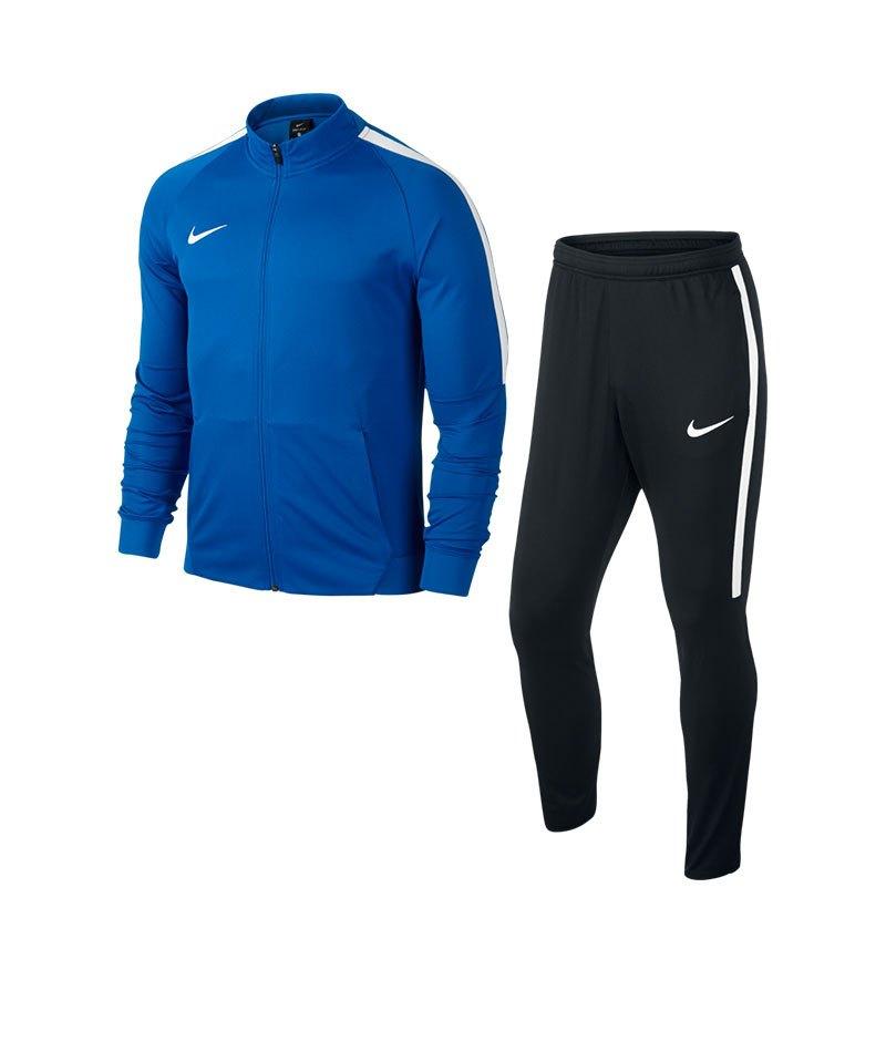 Nike Squad 17 Dry Trainingsanzug Blau F463