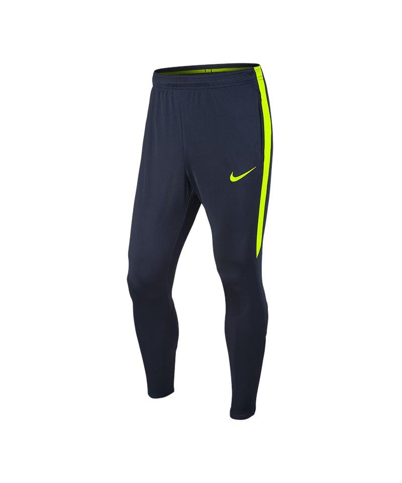 Preis bleibt stabil Veröffentlichungsdatum: hochwertiges Design Nike Squad 17 Dry Trainingshose Blau Gelb F451