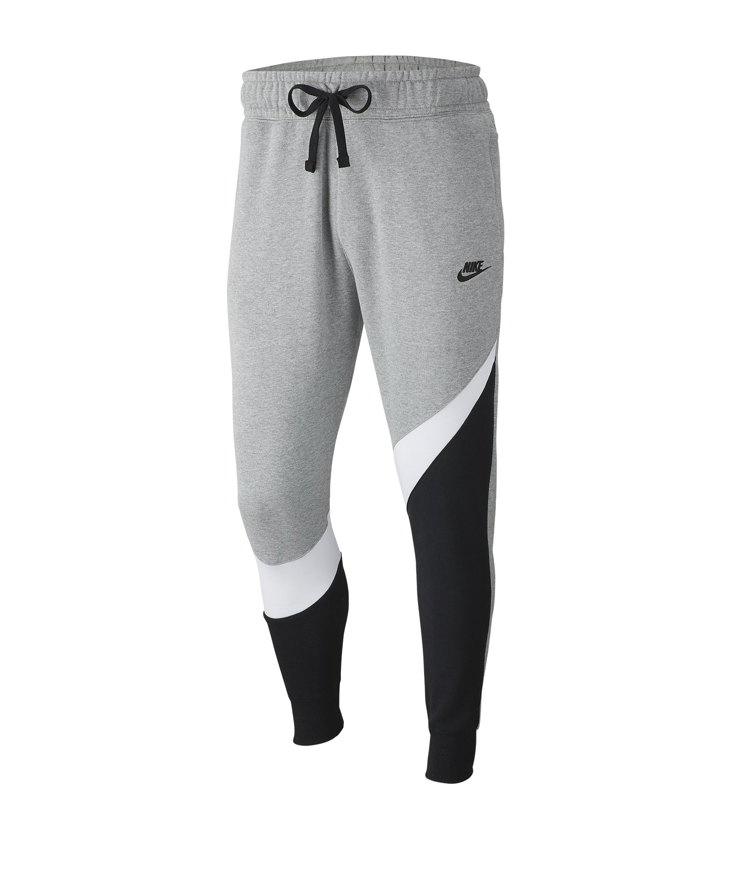 Nike Statement Swoosh Jogginghose Grau F063