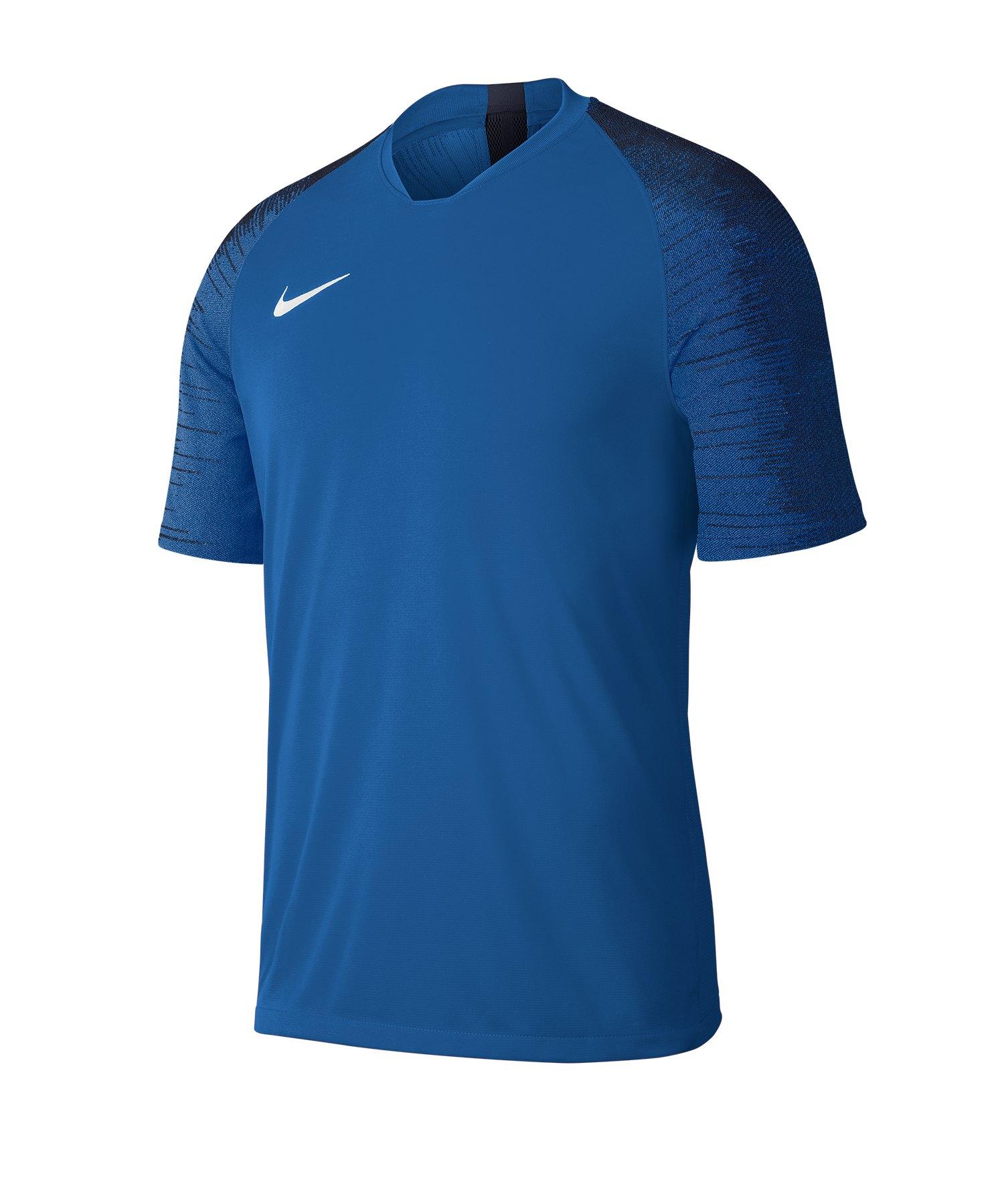 info for a8dd6 4703c Nike Strike Trikot Blau F463