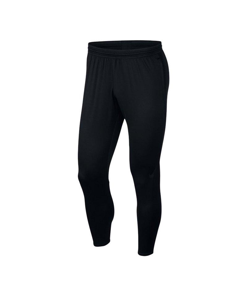 7861161afd8c54 Nike Strike Flex Pant Hose lang Schwarz F014 - schwarz
