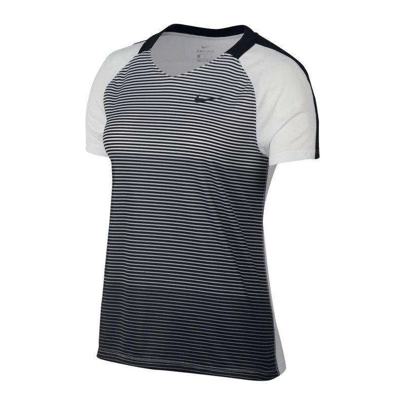 nike strike top grx t shirt damen weiss f101 kurzarm shortsleeve trainingsshirt. Black Bedroom Furniture Sets. Home Design Ideas