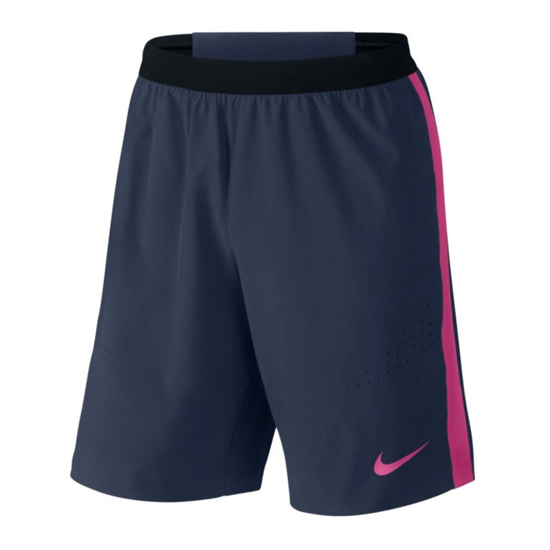 nike strike woven short el hose kurz blau f411. Black Bedroom Furniture Sets. Home Design Ideas