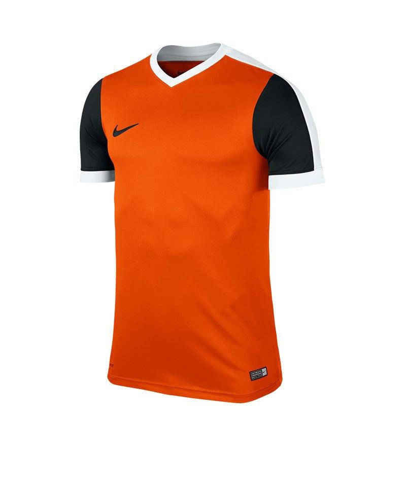 purchase cheap 302c3 5034b Nike Striker IV Trikot kurzarm Orange Schwarz F815 - orange
