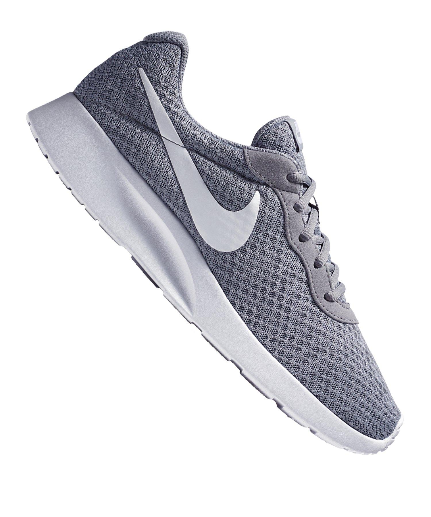 Nike Tanjun Sneaker Grau Weiss F010