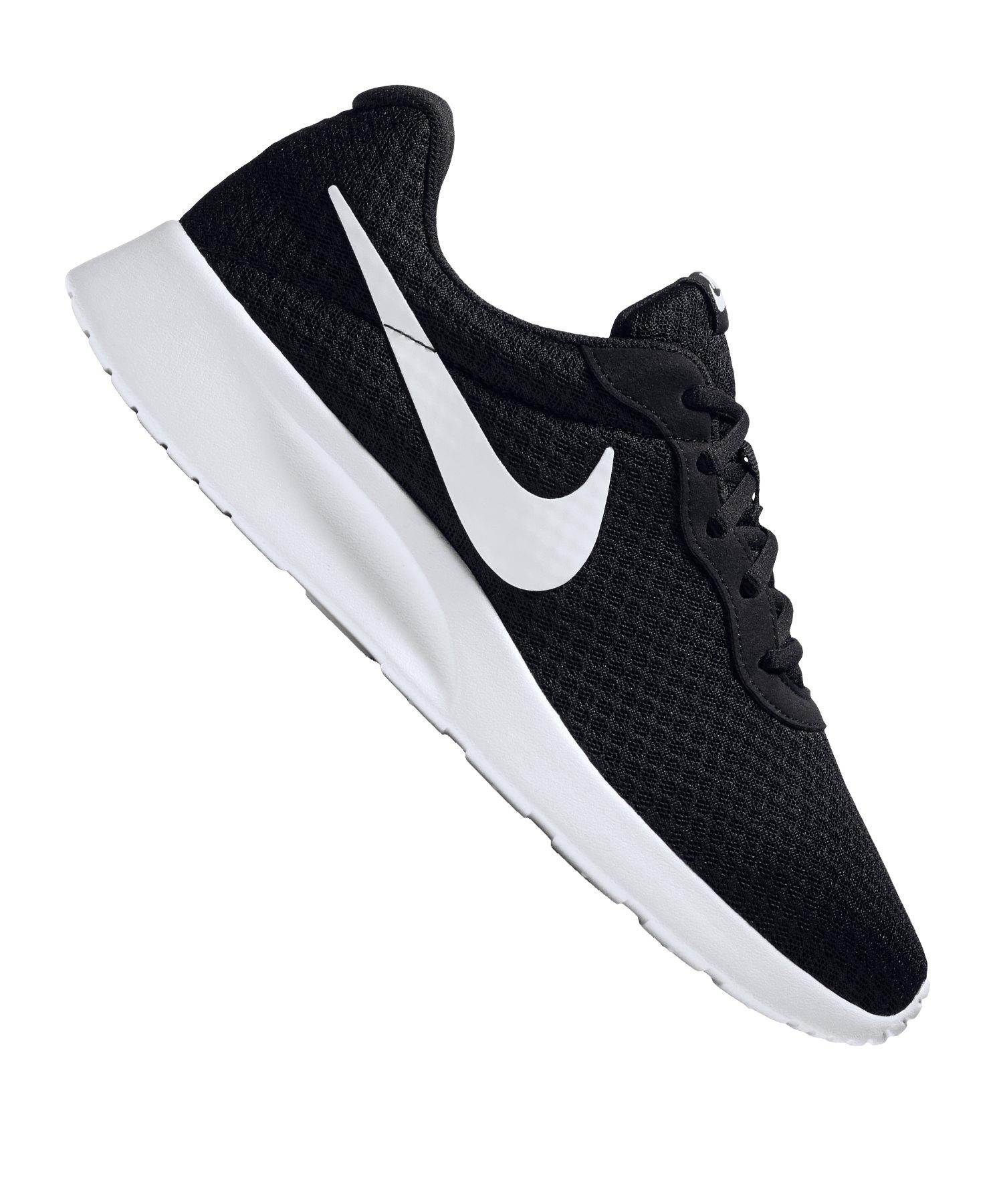 c985b5075314ab Nike Tanjun Sneaker Schwarz F011 - schwarz