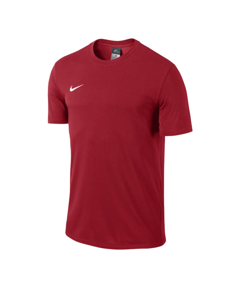9de8b919a6f9 Nike Team Club Blend Tee T-Shirt Rot F657   Kurzarmshirt ...
