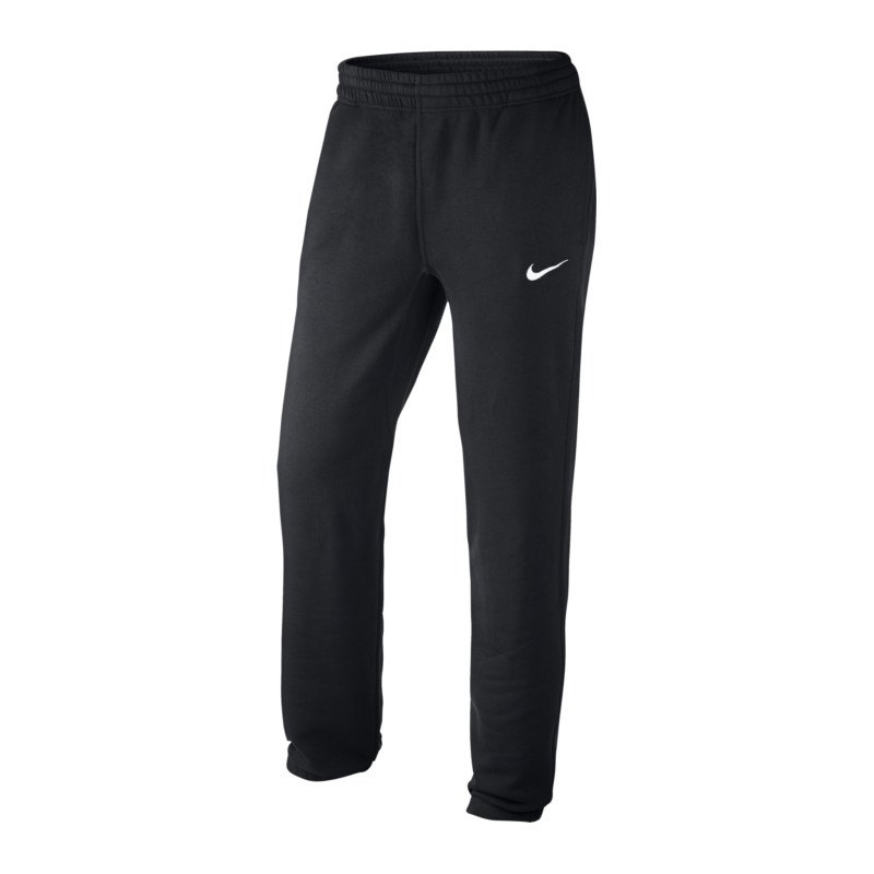 nike team club cuff pant hose lang schwarz f010. Black Bedroom Furniture Sets. Home Design Ideas