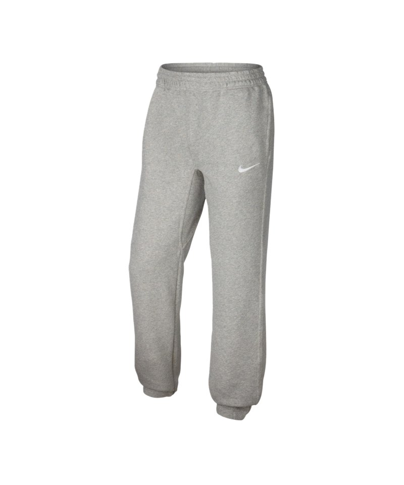 5bbf79d6d94948 Nike Team Club Cuff Pant Hose lang Kids F050 - grau