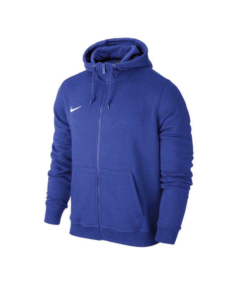 hoodie nike herren blau