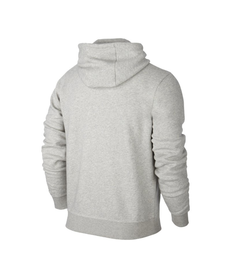 NIKE CLUB Sweatjacke Blau Full ZIP Hoody Jacke Größe XL