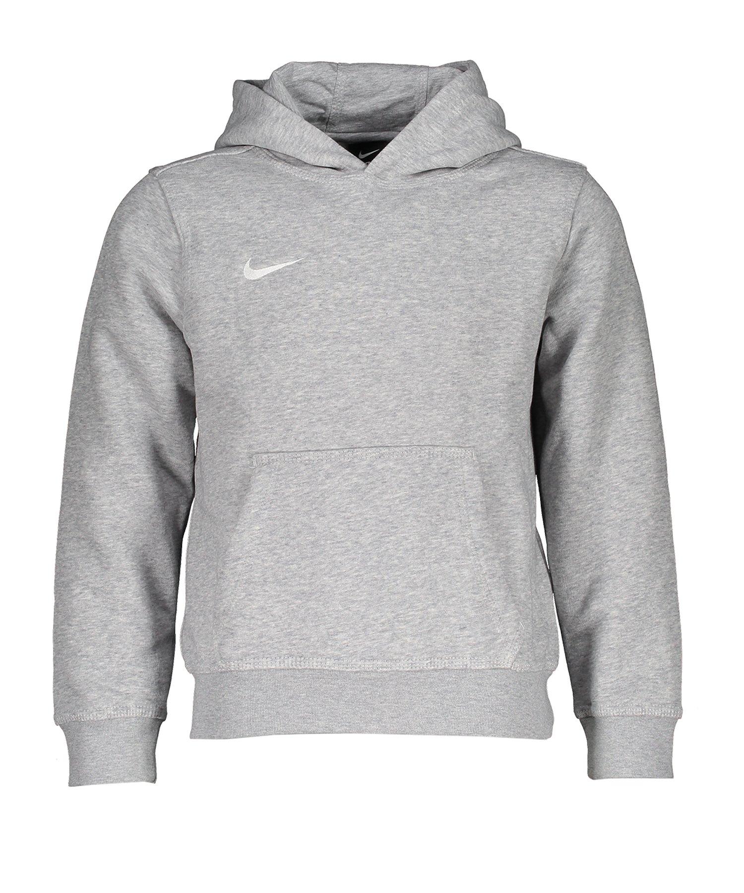 Nike Team Club Hoody Kids Grau F050 | Sweatshirt | Kapuzenpullover ...