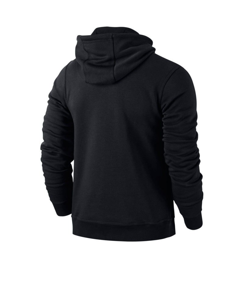 Stilvoll Nike Junior Av15 Winter Full Zip Schwarz Jacken