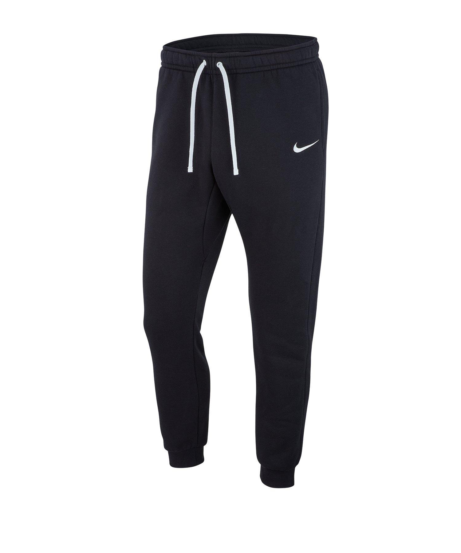 8de67820dab2ce Nike Team Club 19 Fleece Jogginghose Schwarz F010 - schwarz