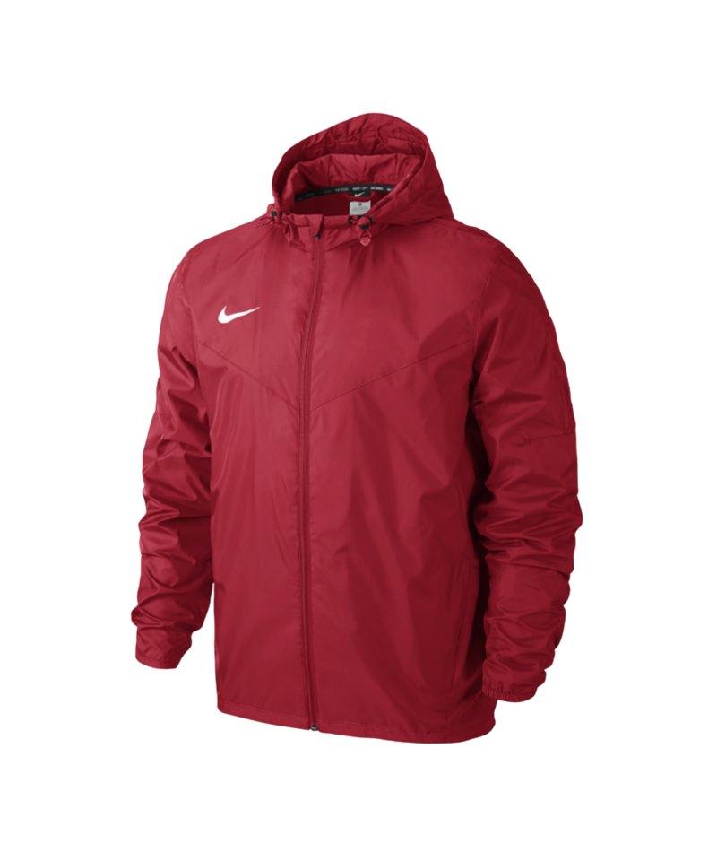 wholesale dealer 9a087 5d106 Nike Team Sideline Rainjacket Regenjacke Kids F657