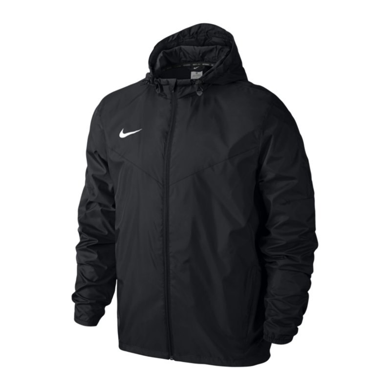 nike team sideline rain jacket regenjacke f010. Black Bedroom Furniture Sets. Home Design Ideas