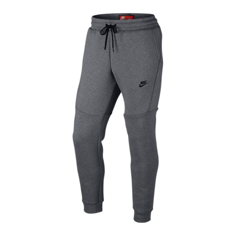 nike tech fleece jogger pant hose grau f091 lifestyle. Black Bedroom Furniture Sets. Home Design Ideas