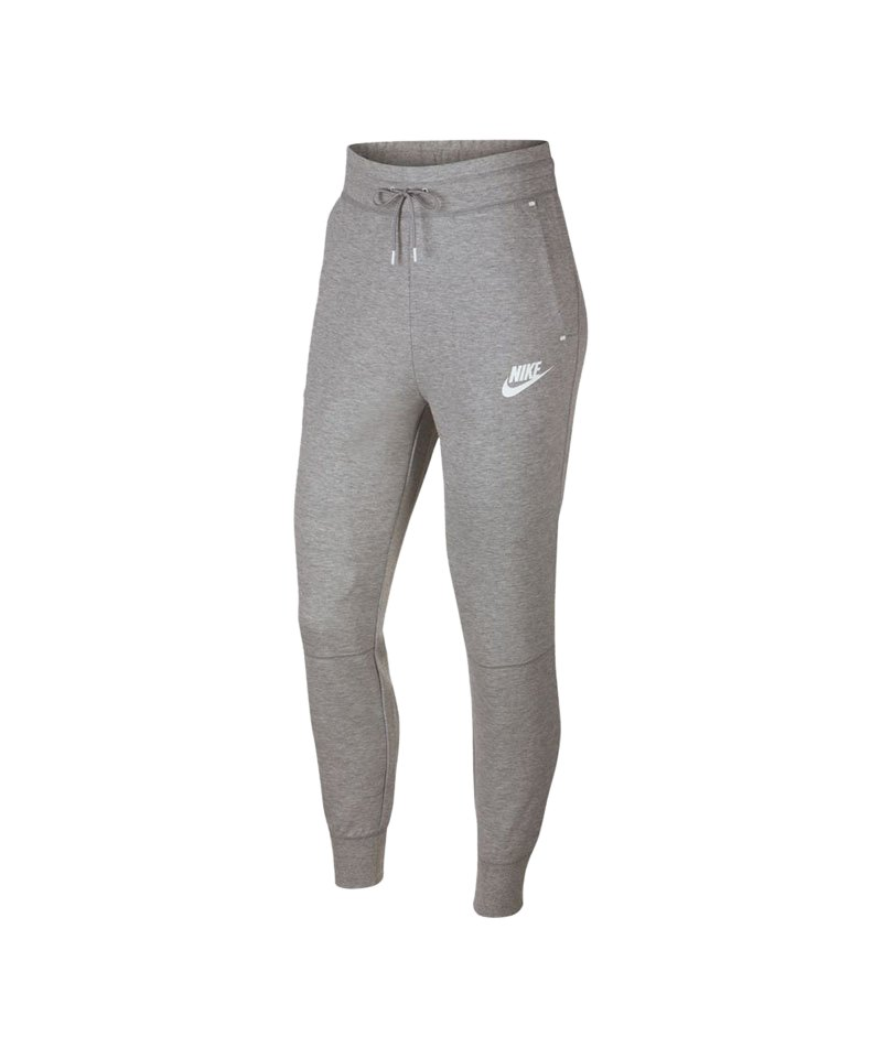 Nike Tech Fleece Jogginghose Damen Grau F063