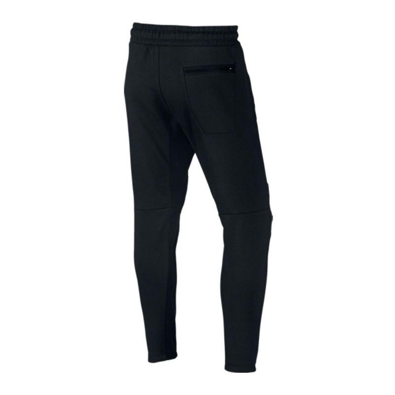nike tech fleece jogginghose schwarz f010 textilien. Black Bedroom Furniture Sets. Home Design Ideas