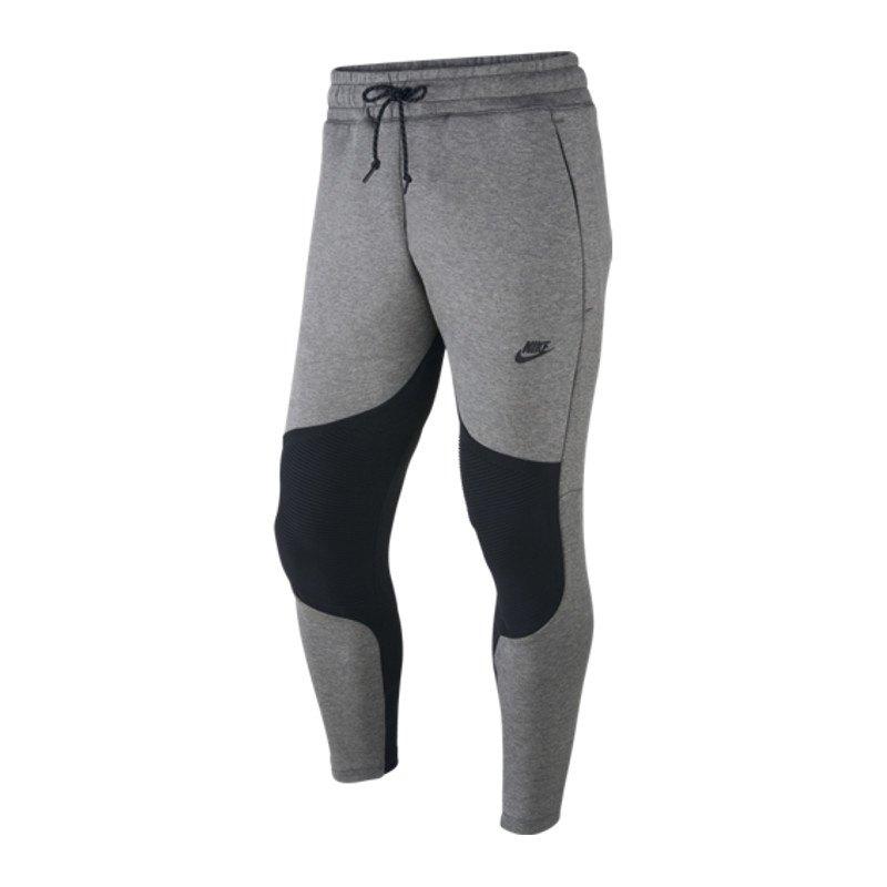 nike tech fleece jogginghose grau f063 textilien. Black Bedroom Furniture Sets. Home Design Ideas