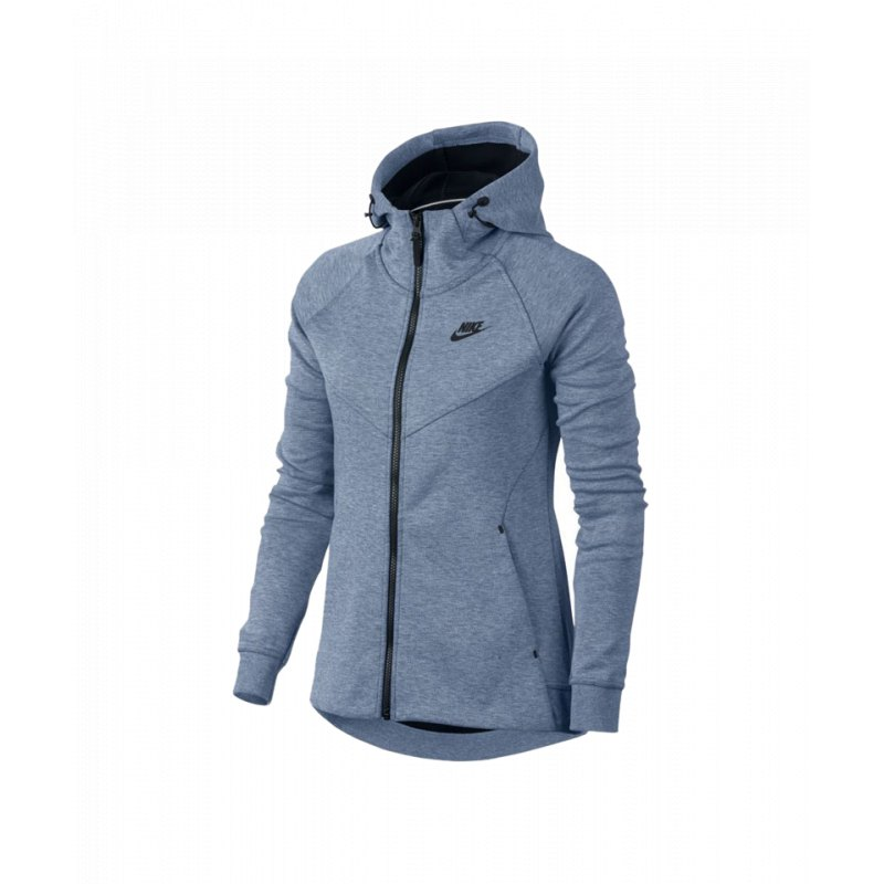 Nike Tech Fleece Kapuzenjacke Damen | Fullzip Hoody | Jacket ...