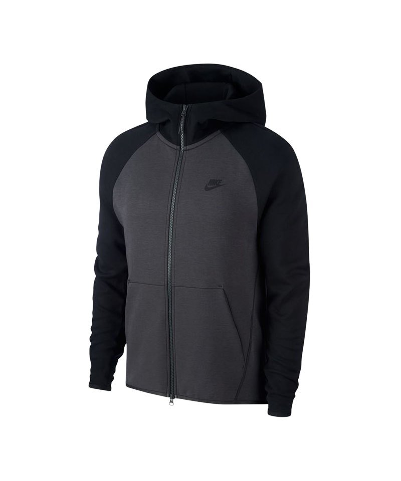 Nike Damen Tech Fleece Hooded Full Zip Cape bis zu 78% Rabatt