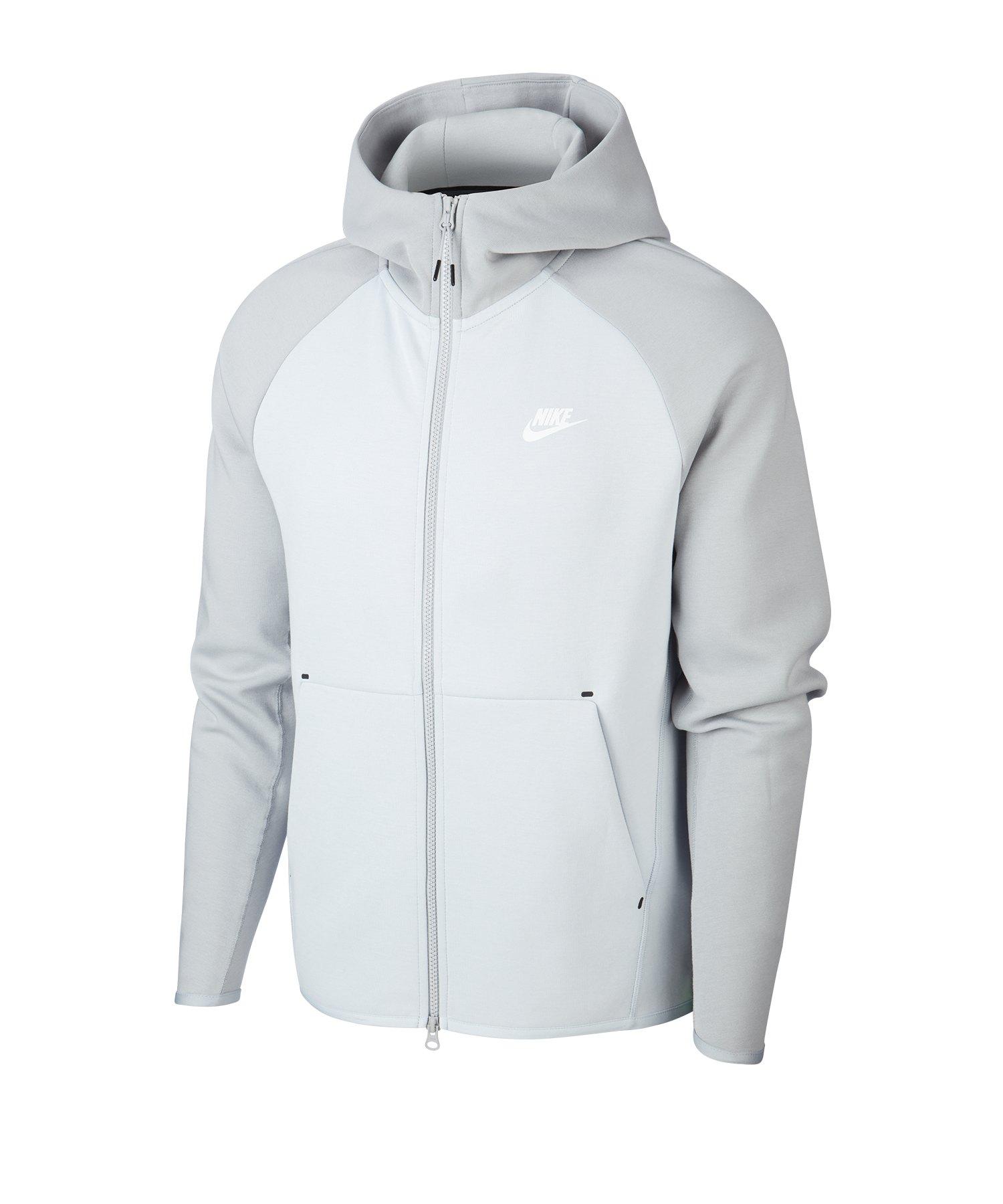Nike rot Hoody weiß StGermain Pack Tech CL Kapuzenjacke
