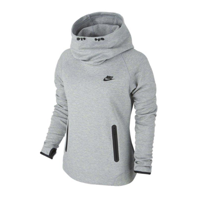 nike tech fleece kapuzensweatshirt damen f063 pullover lifestyle freitzeit frauen woman. Black Bedroom Furniture Sets. Home Design Ideas